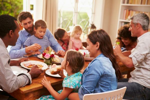 build a parenting village